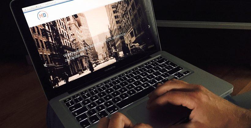 Gdynia projektowanie stron internetowych
