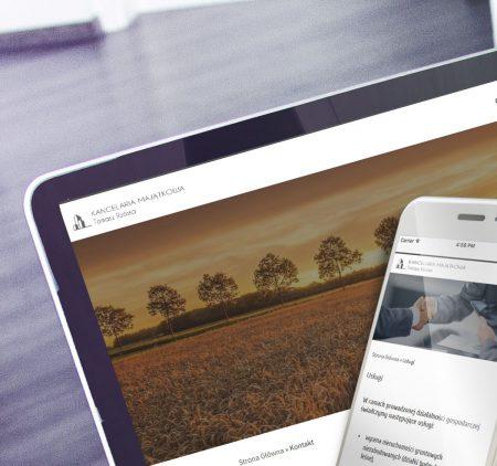 projektowanie stron www, tworzenie stron trójmiasto